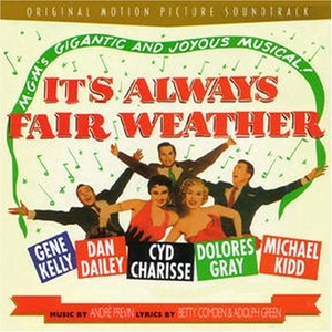 It's Always Fair Weather (Original Motion Picture Soundtrack) album cover