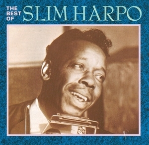 Scratch My Back: The Best Of Slim Harpo album cover