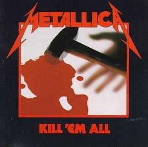 Kill 'Em All album cover