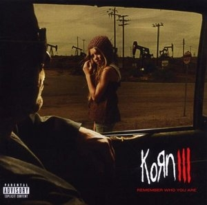 Korn III: Remember Who You Are album cover