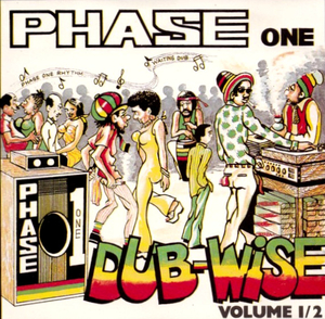 Phase One Dubwise, Vol.1-2 album cover