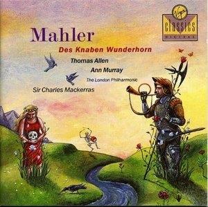 Mahler: Des Knaben Wunderhorn album cover