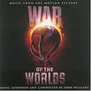 War Of The Worlds: Original Motion Picture Soundtrack album cover