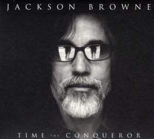 Time The Conqueror album cover