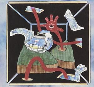 Sempervirens album cover