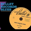 Bullet Records Blues album cover