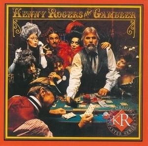 The Gambler  (EMI) album cover