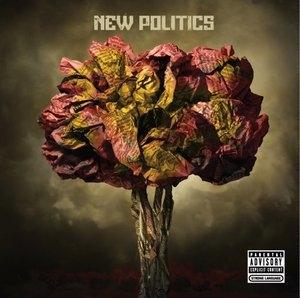 New Politics album cover