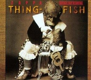 Thing-Fish album cover