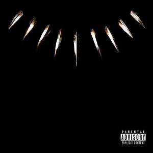 Black Panther The Album: Music From And Inspired By album cover