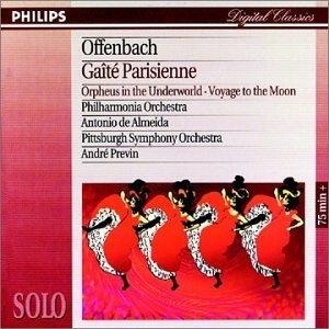 Offenbach: Gaite Parisienne album cover