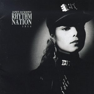 Rhythm Nation 1814 album cover