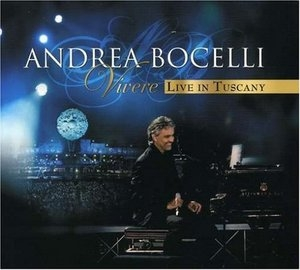 Vivere: Live In Tuscany album cover