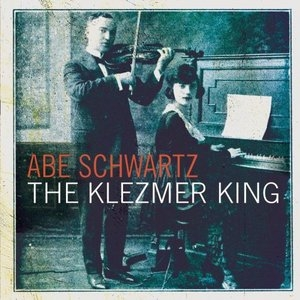The Klezmer King album cover