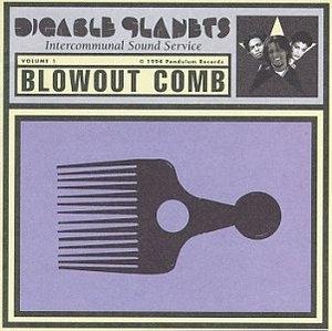 Blowout Comb album cover