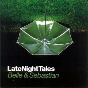 LateNightTales: Belle & Sebastian album cover