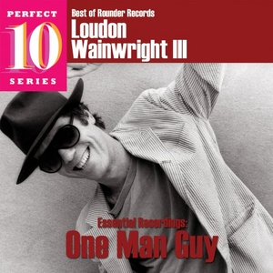 Essential Recordings: One Man Guy album cover