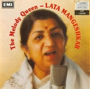 The Melody Queen album cover
