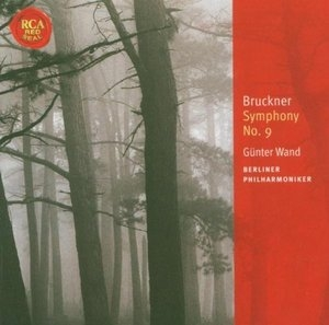 Bruckner: Symphony No. 9 album cover