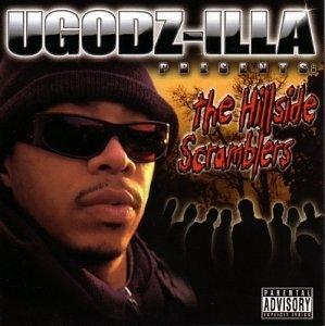 The Hillside Scramblers album cover