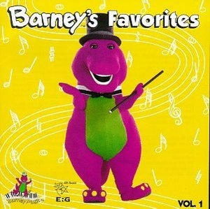 Barney's Favorites Vol.1 album cover