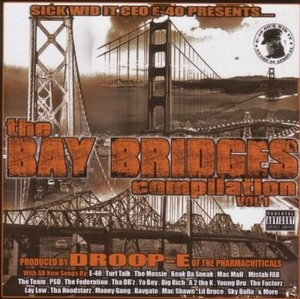The Bay Bridges Compilation Vol.1 album cover
