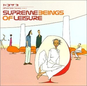 Supreme Beings Of Leisure album cover