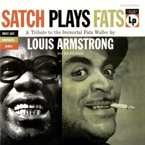 Satch Plays Fats: The Music Of Fats Waller (Exp) album cover