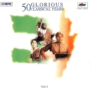 50 Glorious Classical Years Vol.3 album cover