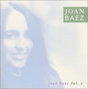 Joan Baez Vol.2 (Exp) album cover