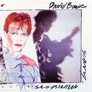 Scary Monsters album cover