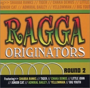 Ragga Originators Round 2 album cover