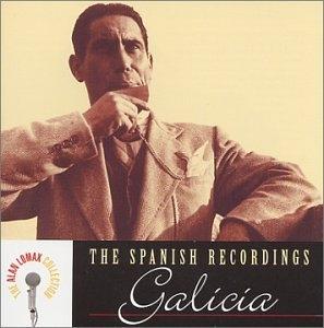 The Spanish Recordings: Galicia album cover
