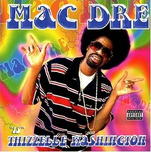 Thizzelle Washington album cover