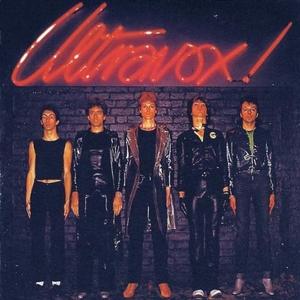 Ultravox album cover