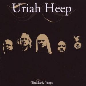 The Early Years album cover