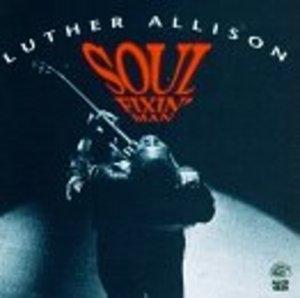 Soul Fixin' Man album cover