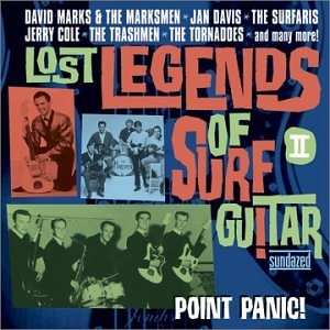 Lost Legends Of Surf Guitar, Vol. 2 album cover