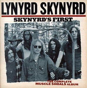 Skynyrd's First album cover