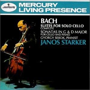 Bach: Suites For Solo Cello, Complete Sonatas In G Major & D Major album cover