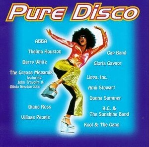 Pure Disco  (Polygram) album cover