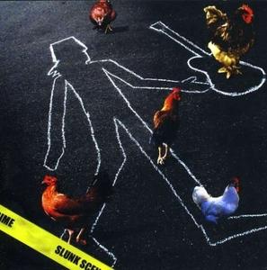 Crime Slunk Scene album cover