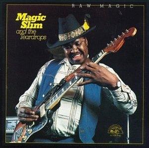 Raw Magic album cover