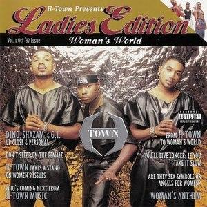 Ladies Edition album cover