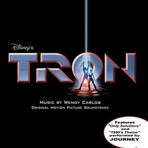 TRON: Original Motion Picture Soundtrack album cover