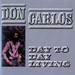 Day To Day Living album cover