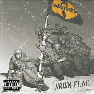 Iron Flag album cover