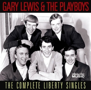 Complete Liberty Singles album cover