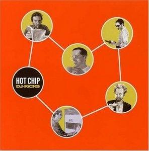 DJ-Kicks: Hot Chip album cover