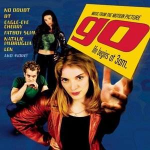 Go: Music From The Motion Picture album cover